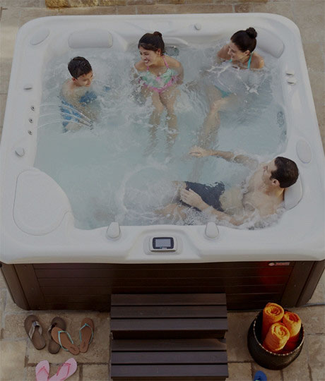 In Home Consultation Family Image
