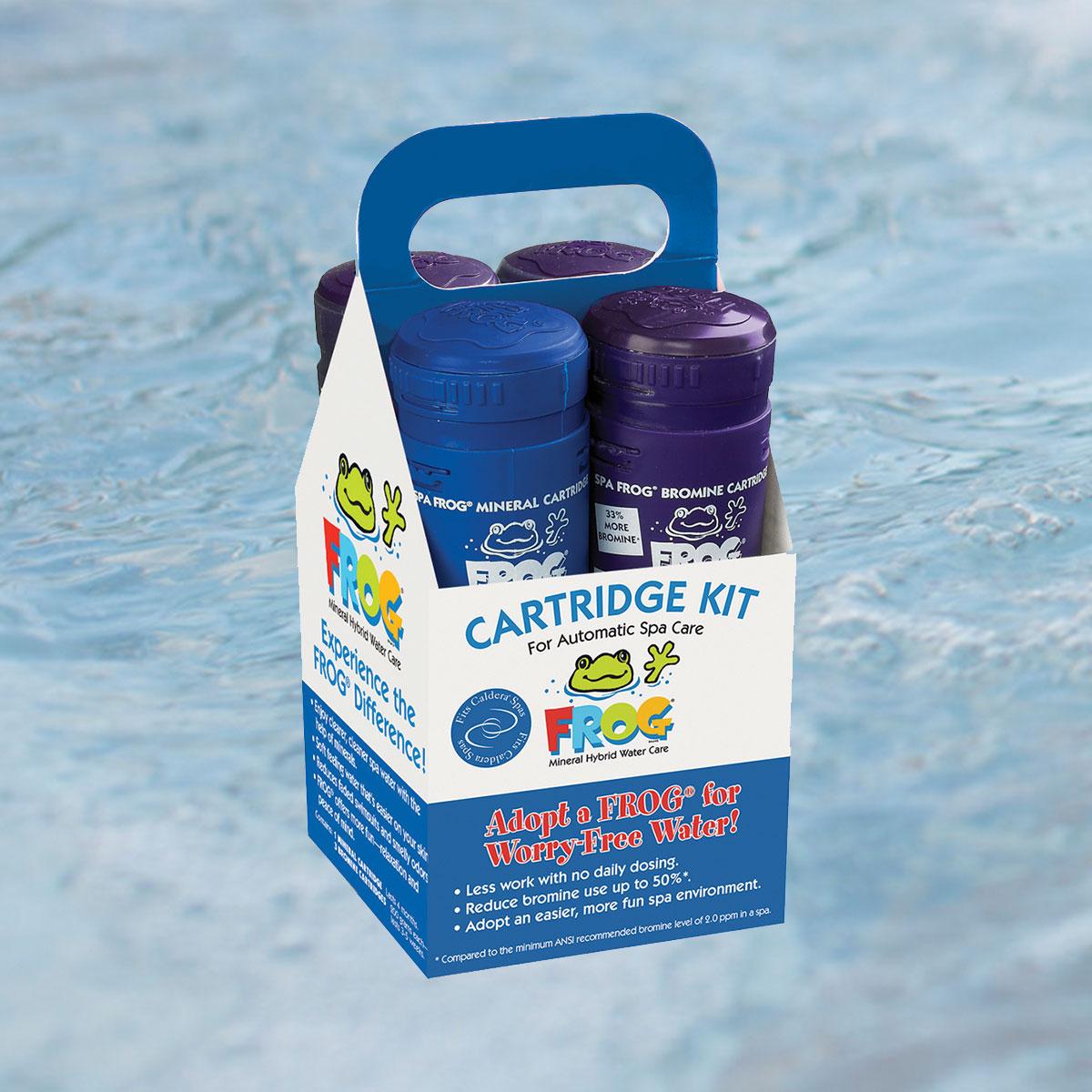Spa Frog 174 Cartridge Kit The Hot Tub Store