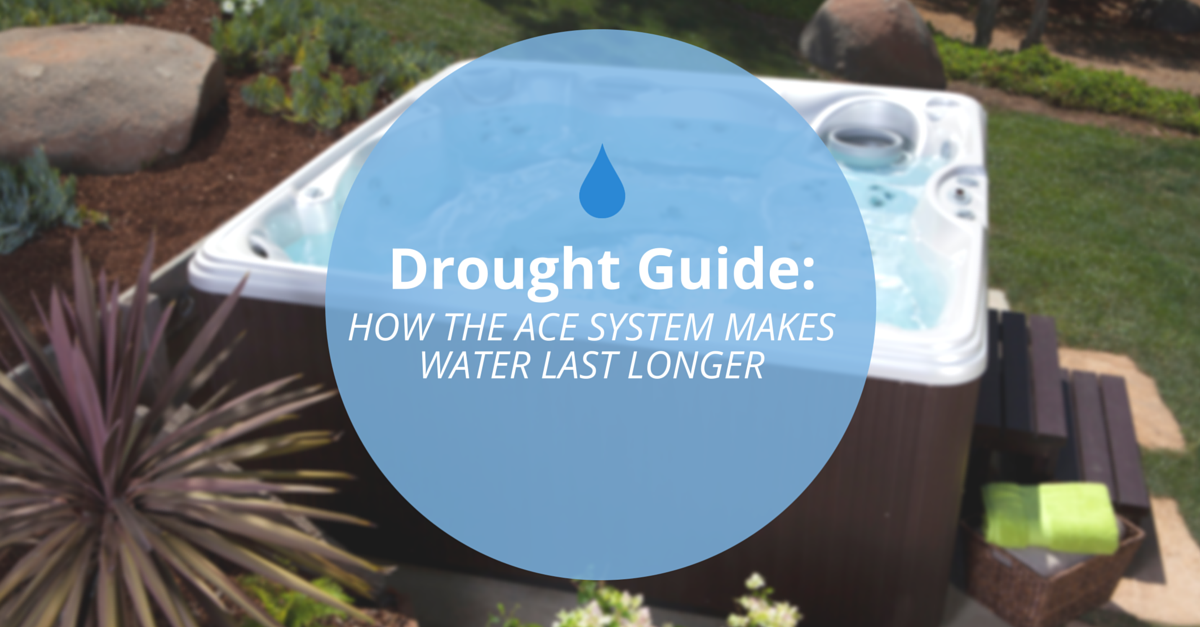 Drought Guide: How the ACE Salt Water Sanitizing System Makes Water Last Longer