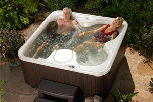 Beat the Blues With a Soak in the Hot Tub