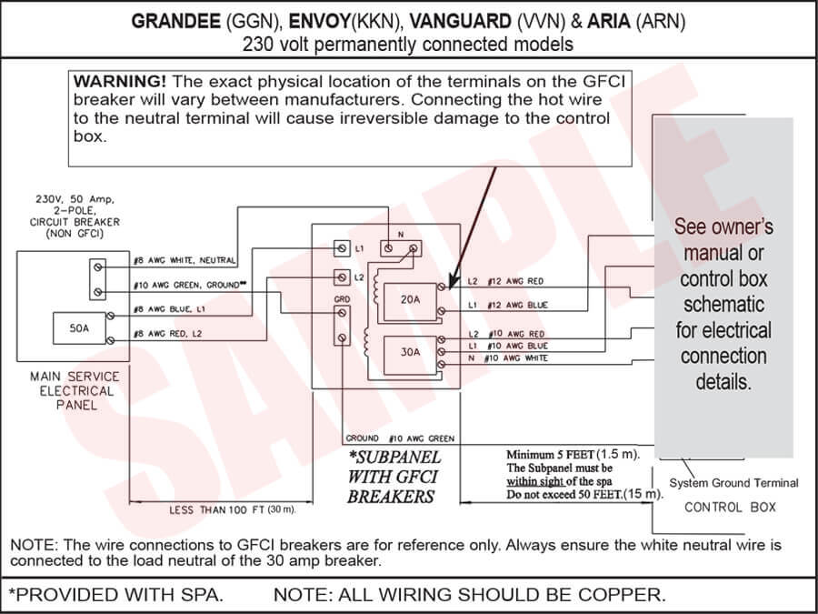 Hot Spring Spa Prodigy Wiring Diagram