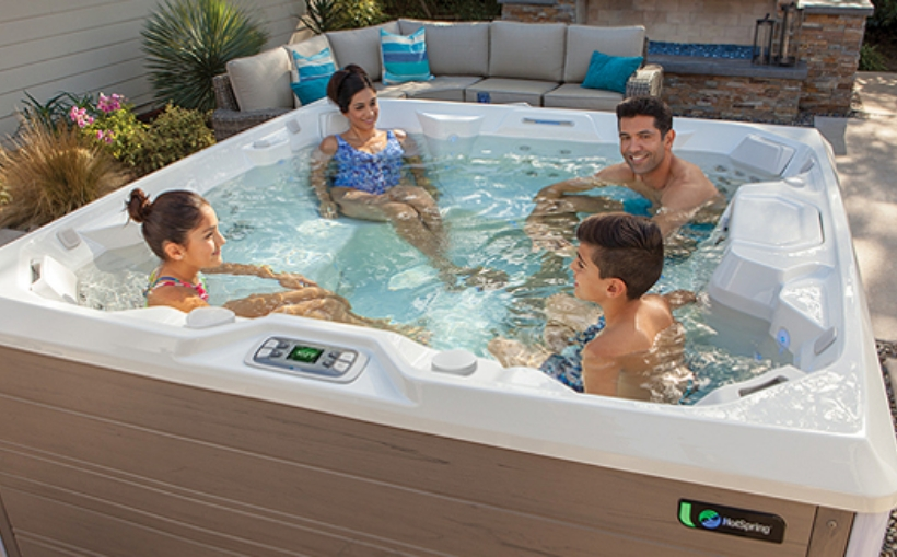 Home New The Hot Tub Store